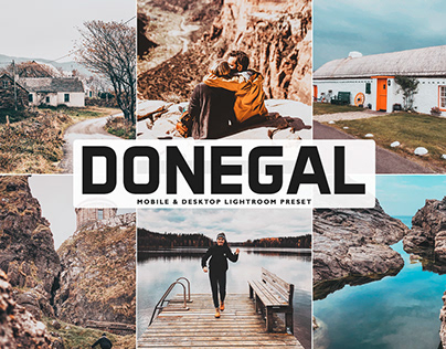 Free Donegal Mobile & Desktop Lightroom Preset