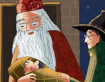 Harry Potter (The Folktale week)