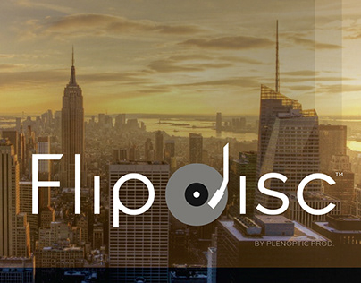 Flipdisc Events Management