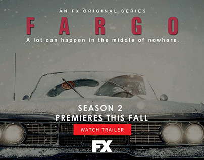 Fargo Banner Ad