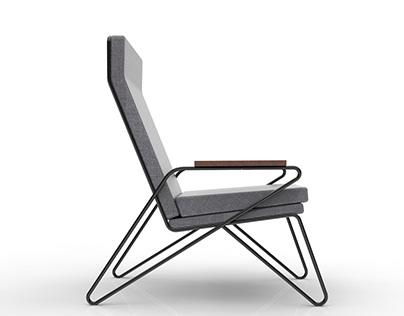 Usellini Lounge Chair