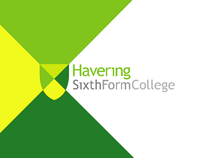 Brand Development - Havering Sixth Form College