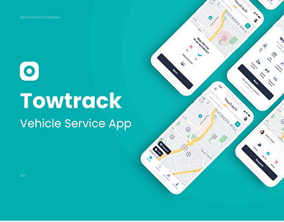 Vehicle Service App - TowTrack