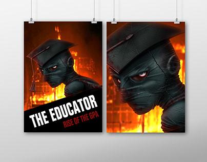 The Educator (fan art)