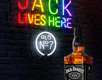 Jack Daniels - LGBT Campaign