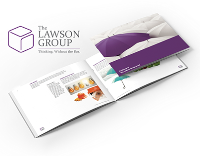 The Lawson Group   Rebrand