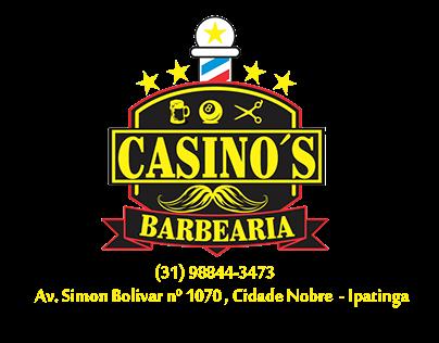 Casinos Barbearia (Filmagem e Edição)