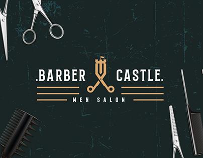 Barber Castle - Brand Identity