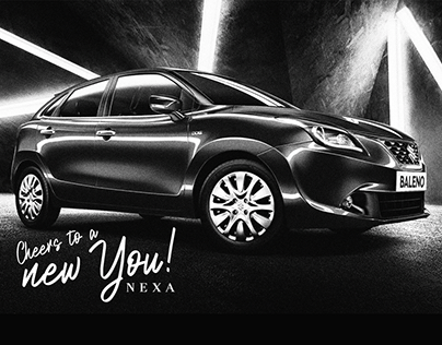 Nexa Baleno - Instagram Advertisement Idea