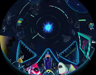 Inazma Delivery for Planetarium