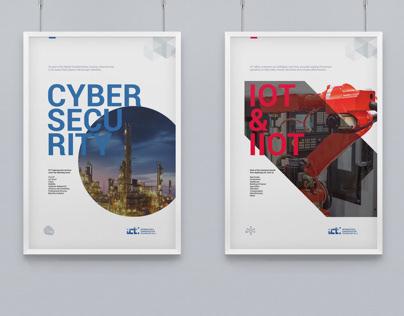 ICT Poster Design