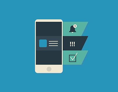Tilr app illustrations