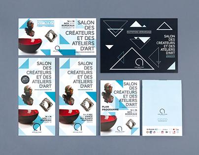 Salon des Créateurs et des Ateliers d'Art 2014