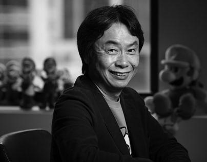 Libro sobre Shigeru Miyamoto