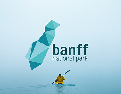 Banff National Park - Identity Design