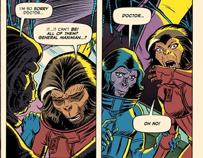 The Savage Planet of The Apes: The Omega and the Alpha