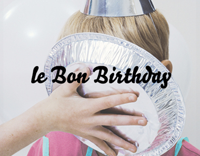 Flyer - Le Bonbon