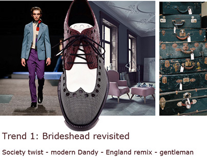 Brideshead revisited AW 2015/16 Menswear