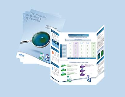 Leaflet for CIBA Optimiles