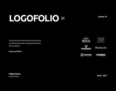Logofolio - Vol.01 - 2015/2017
