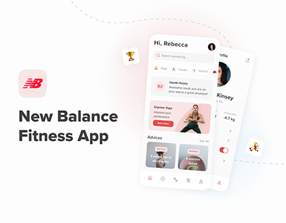 New Balance Fitness App