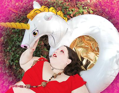 Ghia With Unicorn