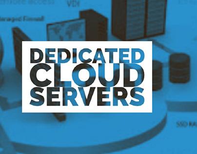 Dedicated servers Advertisement
