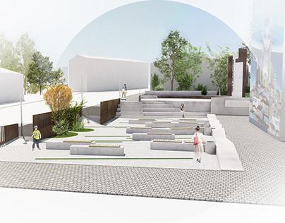 Park Slipaka_concept