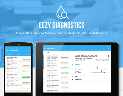 Eezy Diagnostics - Helping Pathologies go digital