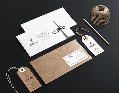 UNIFORM (Keep business in shape) - Logo and Branding