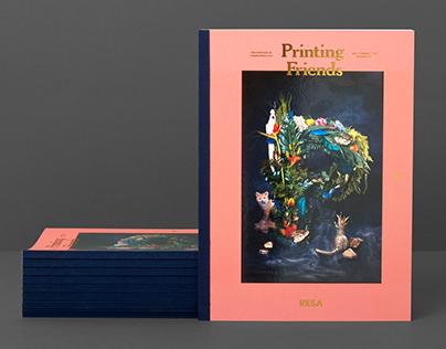 Printing Friends Magazine Nr. 7 – Travel