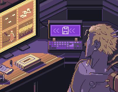 Backup Memory