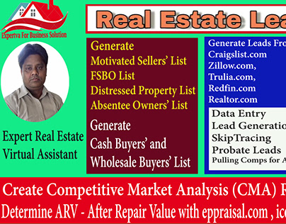 Real Estate Leads For Investors