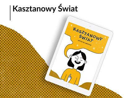 Kasztanowy Świat - Ilustrowany e-book