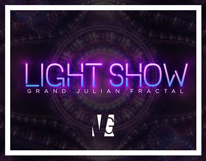 Light Show: Grand Julian Fractal Print