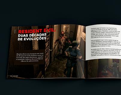 Sandi Games | Editorial Design