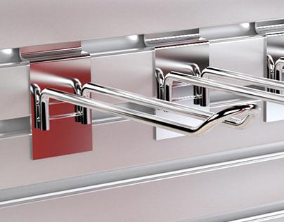 Rami Levi modular stand