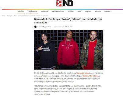 Banca do Loko lança 'Pokas'