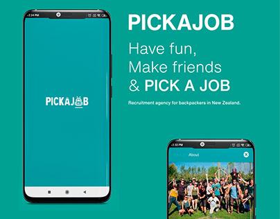 Pickajob - New Zealand