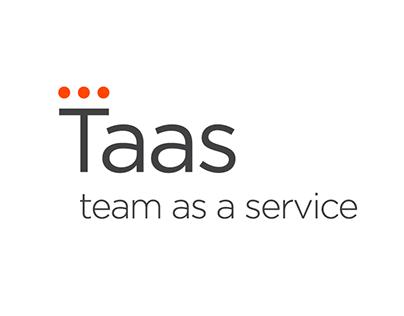 Team as a service web app