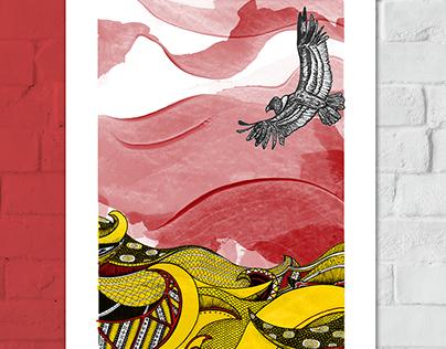 Condor Illustration