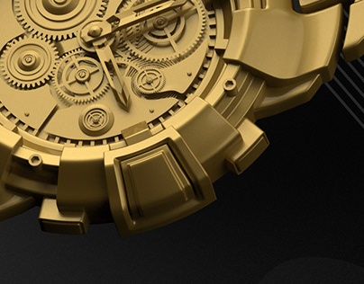 TimeWatch X-gold
