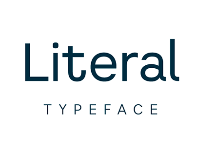 Literal | Typeface