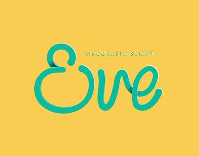 Eve | Script Font