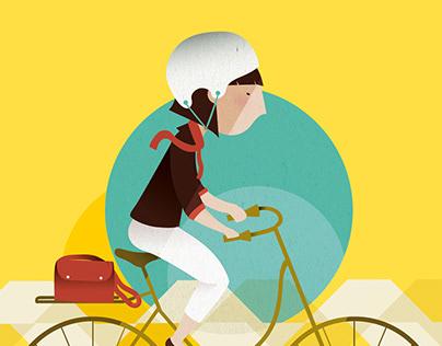 Bike - Lanchonete