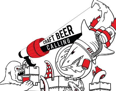 Craft Beer Calling 2015