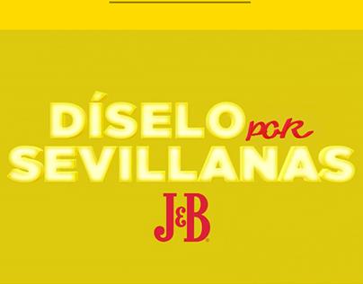 DÍSELO POR SEVILLANAS (J&B)