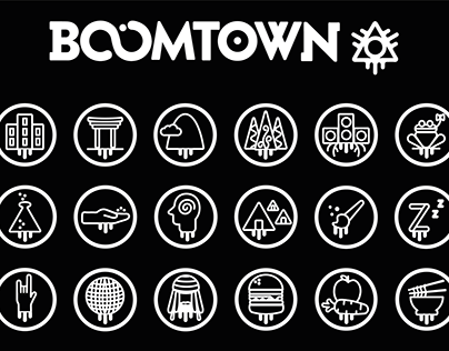 Boomtown Icons
