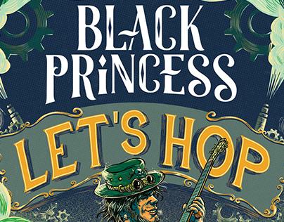 Black Princess - Let's Hop