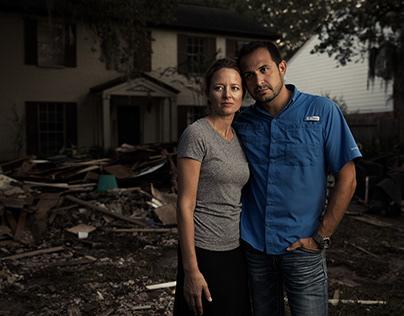 Portraits of Hurricane Harvey
